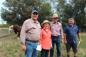 Warringa Herefords Successful Stock & Land Beef Week Field Day