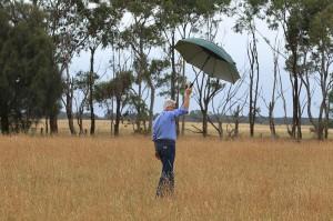 Warringa is Aboriginal for sign of Rain